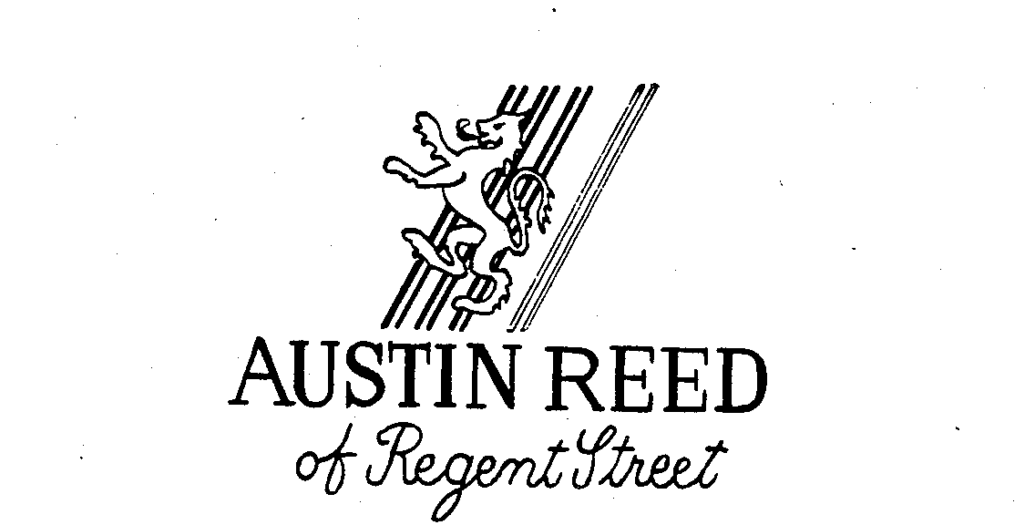 Austin Reed Of Regent Street Austin Reed Limited Trademark Registration