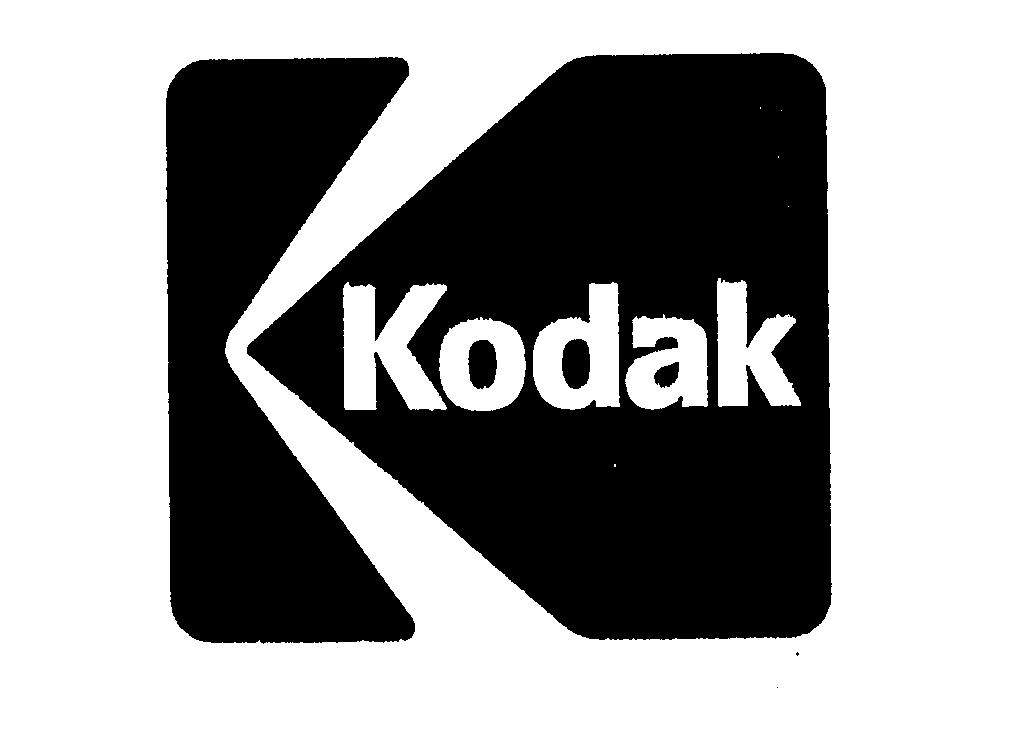 K Kodak Eastman Kodak Company Trademark Registration