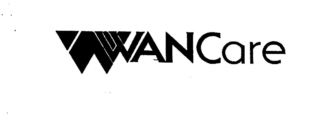 Trademark Logo WANCARE