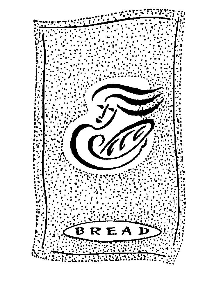 Trademark Logo BREAD