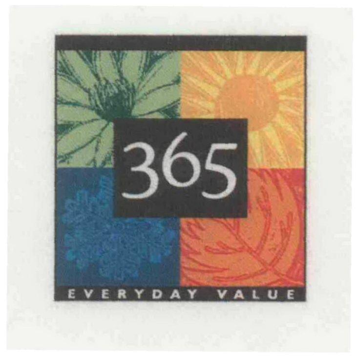 365 EVERYDAY VALUE