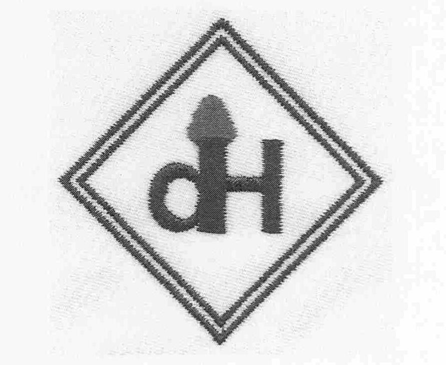 Trademark Logo D H