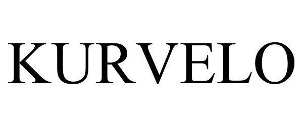 Trademark Logo KURVELO