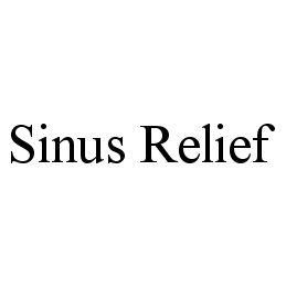 SINUS RELIEF