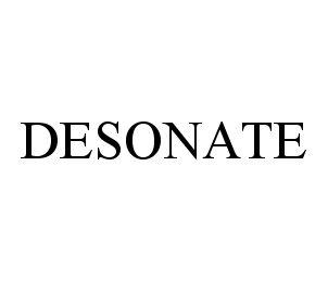 DESONATE