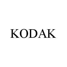 Kodak Eastman Kodak Company Trademark Registration