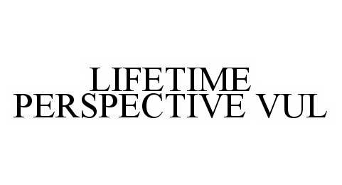 LIFETIME PERSPECTIVE VUL - Ohio National Life Insurance ...