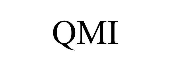 Trademark Logo QMI