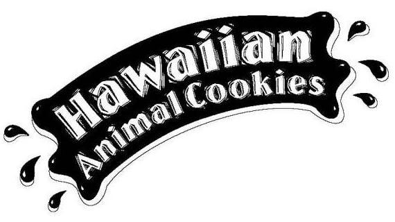 Trademark Logo HAWAIIAN ANIMAL COOKIES