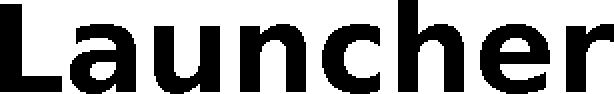 Trademark Logo LAUNCHER