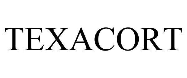 Trademark Logo TEXACORT