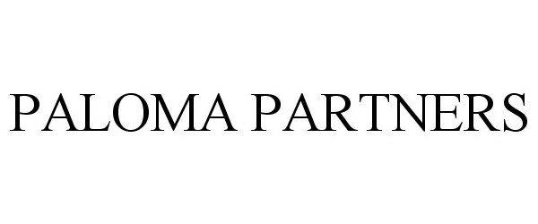 Paloma Partners logo