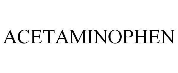 Trademark Logo ACETAMINOPHEN