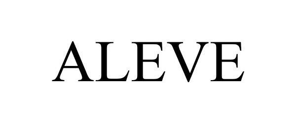 ALEVE