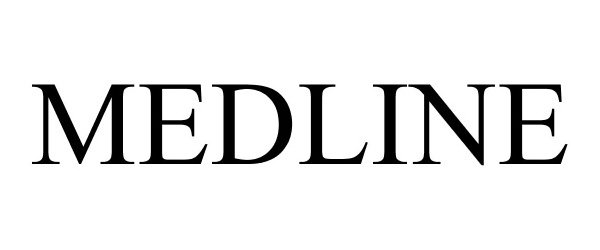 Trademark Logo MEDLINE