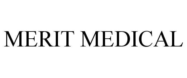 MERIT MEDICAL