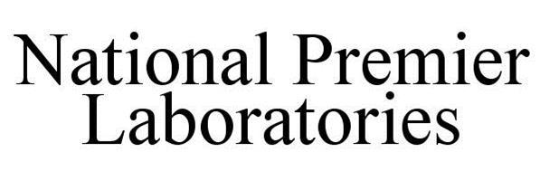 Trademark Logo NATIONAL PREMIER LABORATORIES