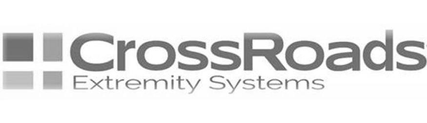 Trademark Logo CROSSROADS EXTREMITY SYSTEMS