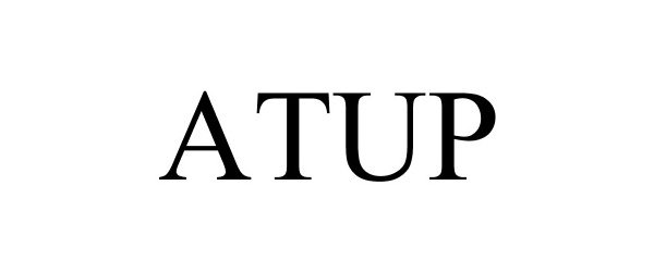 Trademark Logo ATUP