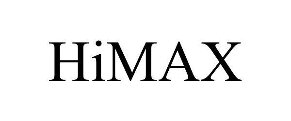Trademark Logo HIMAX
