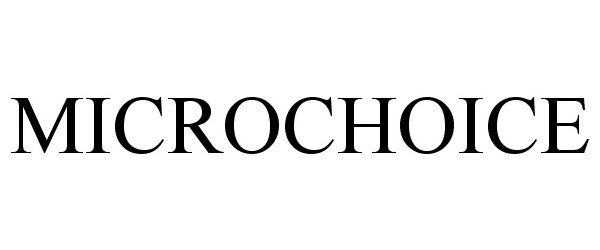 MICROCHOICE