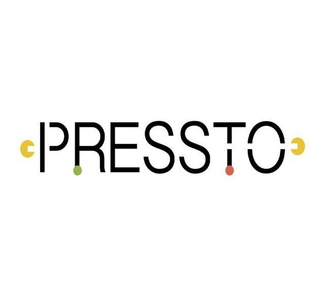Trademark Logo PRESSTO