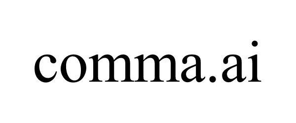 Comma.ai, Inc. SEC Registration