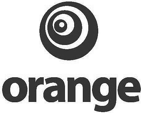 Trademark Logo ORANGE
