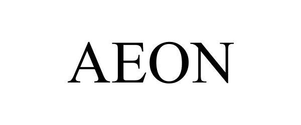 Trademark Logo AEON