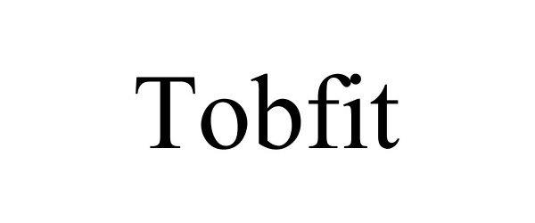 Trademark Logo TOBFIT