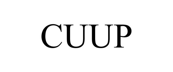 CUUP - Cuup, Inc. Trademark Registration