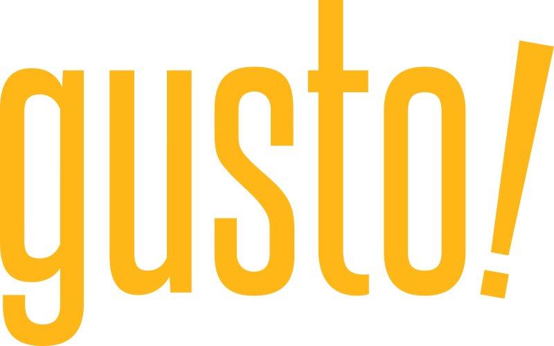 Gusto Distributing logo