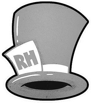 Trademark Logo RH