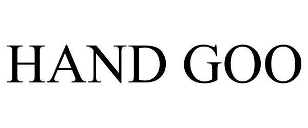 HAND GOO