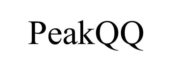 Trademark Logo PEAKQQ
