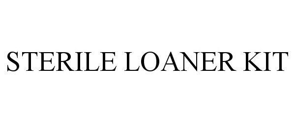 Trademark Logo STERILE LOANER KIT