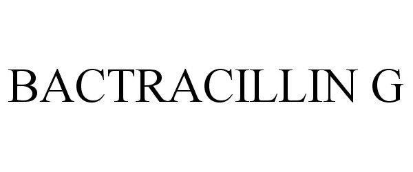 BACTRACILLIN G
