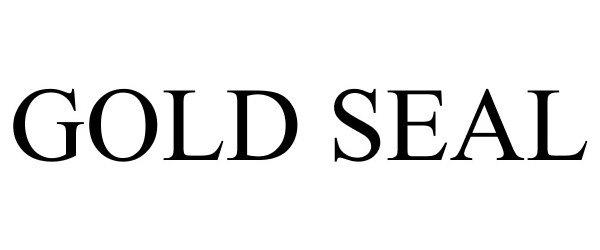 Trademark Logo GOLD SEAL
