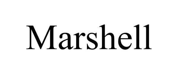 Trademark Logo MARSHELL