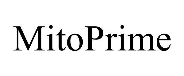 Trademark Logo MITOPRIME