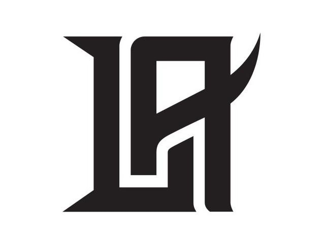 Trademark Logo LA