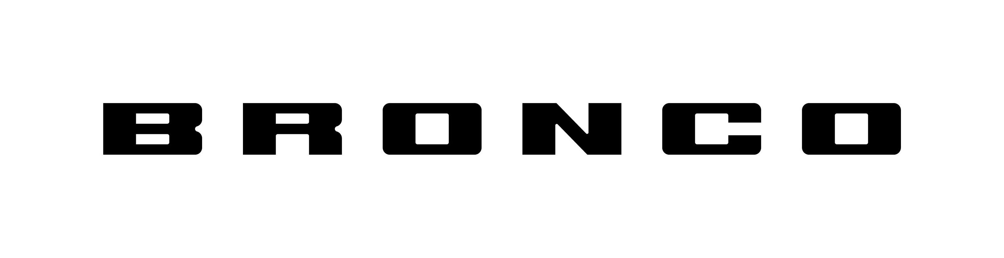 Trademark Logo BRONCO