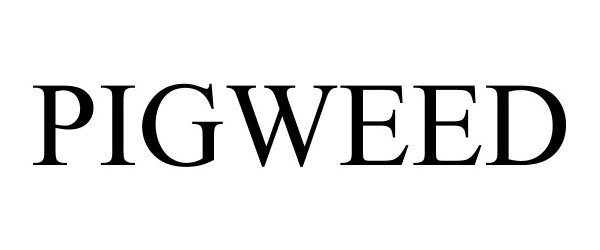Trademark Logo PIGWEED
