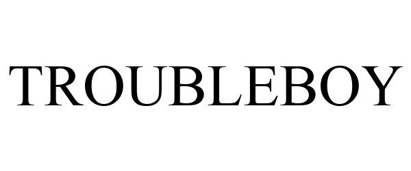 Trademark Logo TROUBLEBOY