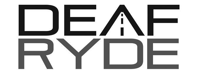 Trademark Logo DEAF RYDE