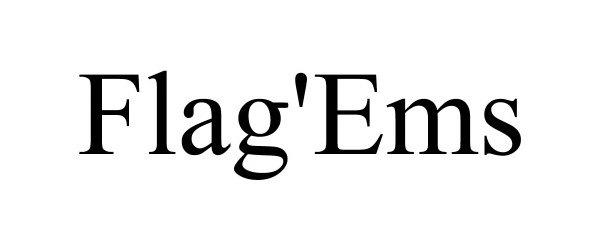 Trademark Logo FLAG'EMS