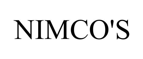 Trademark Logo NIMCO'S
