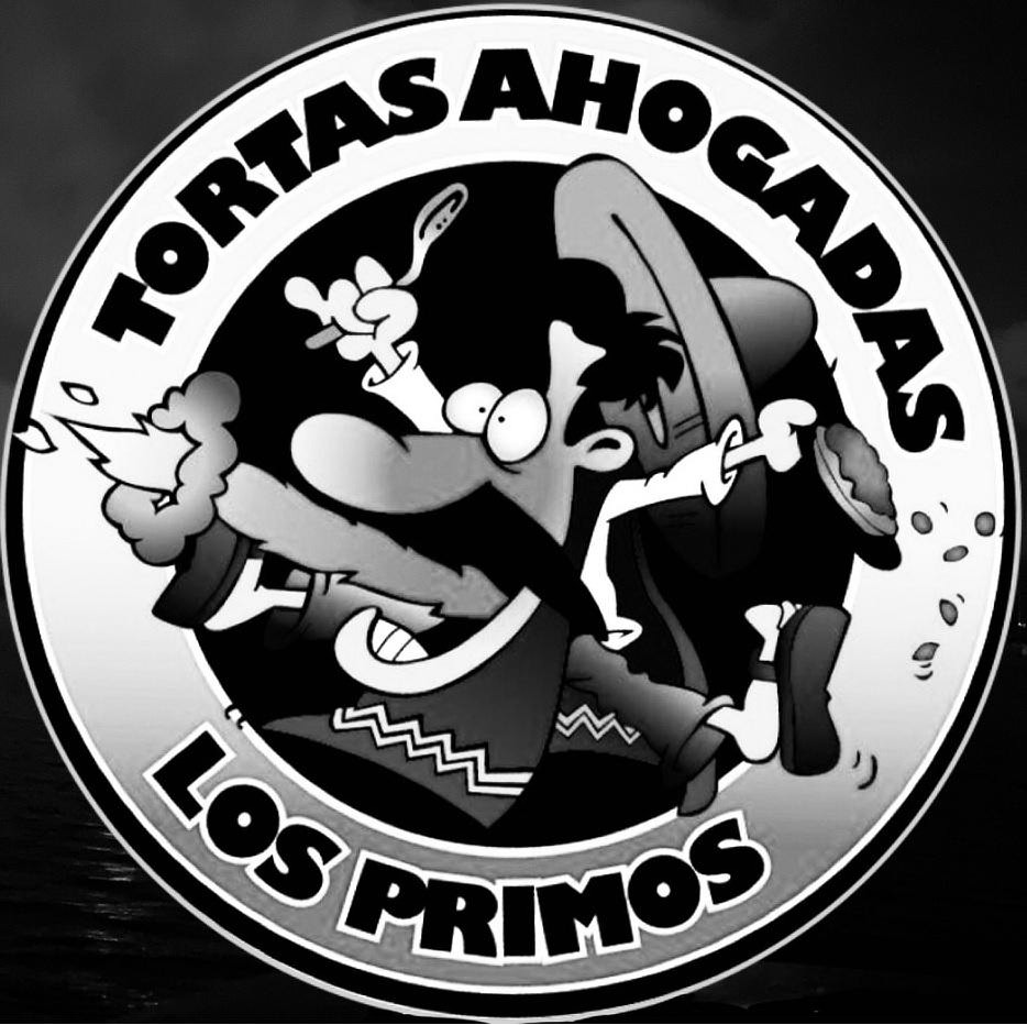 Trademark Logo TORTAS AHOGADAS LOS PRIMOS