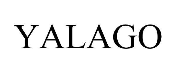 Trademark Logo YALAGO