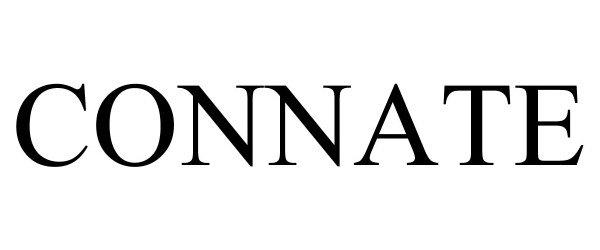 Trademark Logo CONNATE
